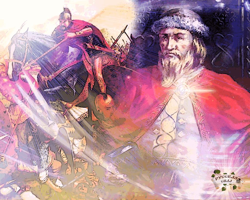 Мстислав Храбрый из Тьмутаракани