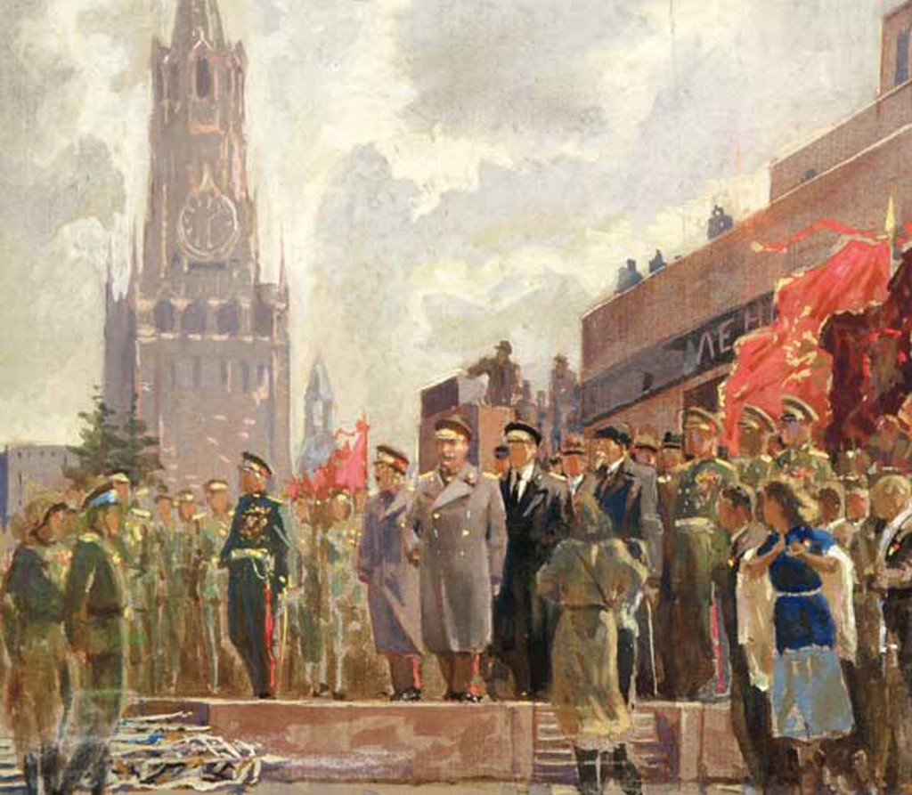 Сталин 9 мая