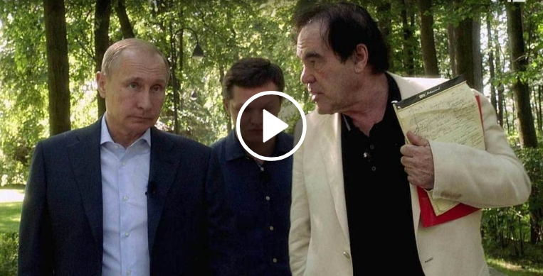 Фильм Оливер Стоуна Путин