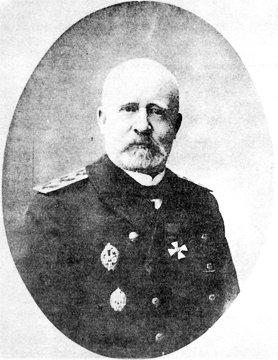 Авианосцы России - Первые среди первых в мире! Адмирал Николай Оттович фон Эссен (1860-1915)