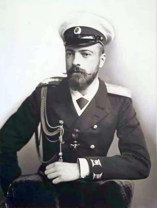 Романов А.М. Великий князь.